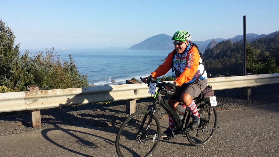 BikeTheCoast13: Cycling Canada to Mexico - Jeff Fredericks Canada to